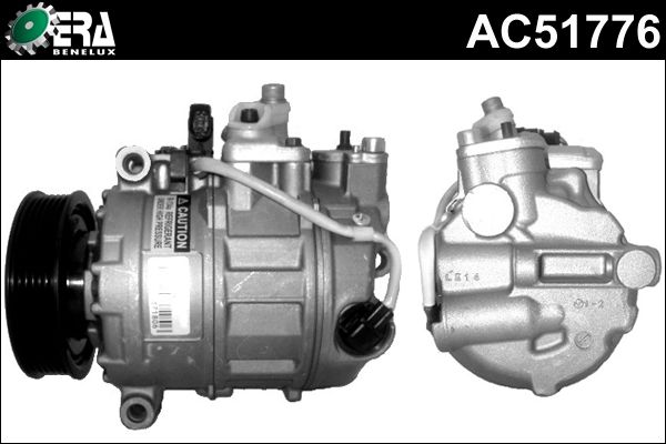 Compresseur, climatisation - ERA Benelux - AC51776
