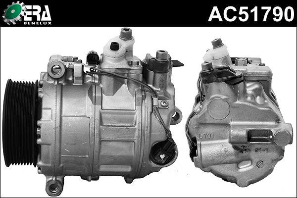 Compresseur, climatisation - ERA Benelux - AC51790