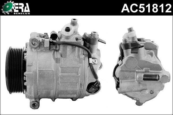 Compresseur, climatisation - ERA Benelux - AC51812