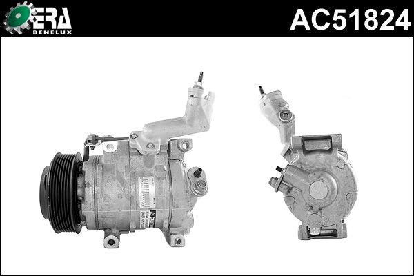 Compresseur, climatisation - ERA-amApiece - 22-AC51824