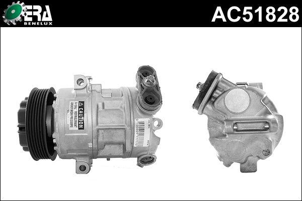 Compresseur, climatisation - ERA Benelux - AC51828