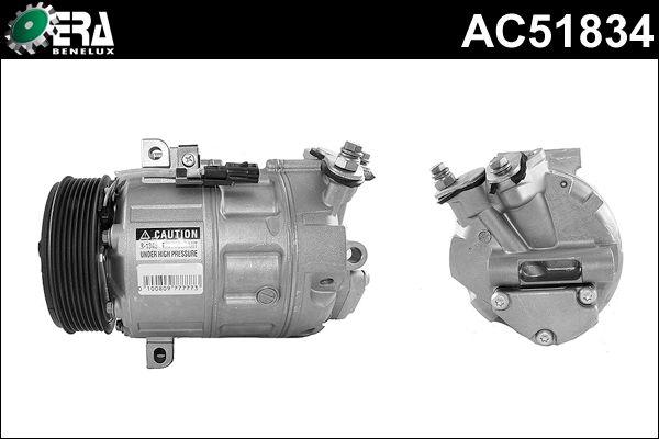 Compresseur, climatisation - ERA Benelux - AC51834