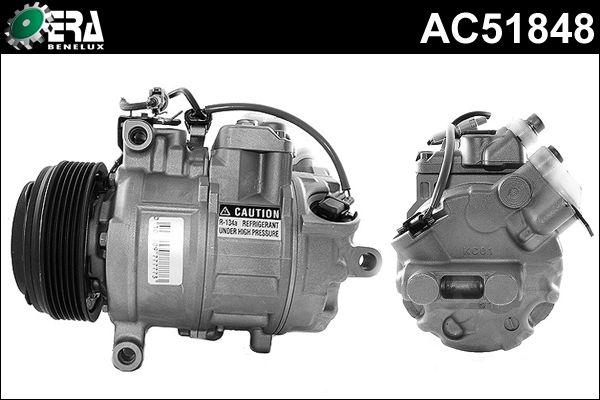 Compresseur, climatisation - ERA Benelux - AC51848