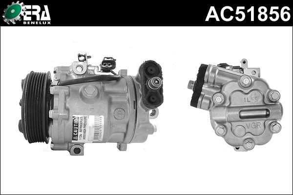 Compresseur, climatisation - ERA Benelux - AC51856