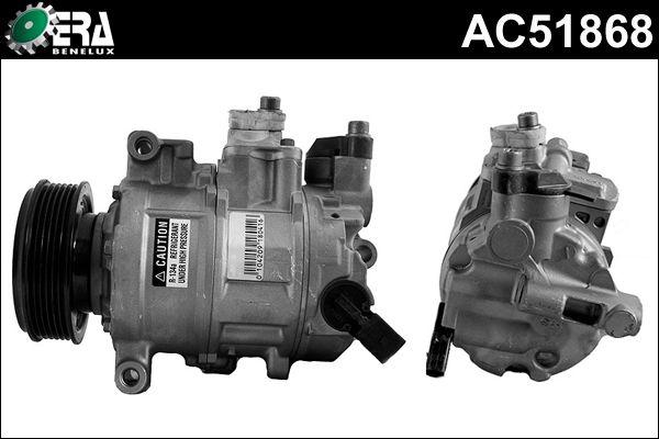 Compresseur, climatisation - ERA Benelux - AC51868