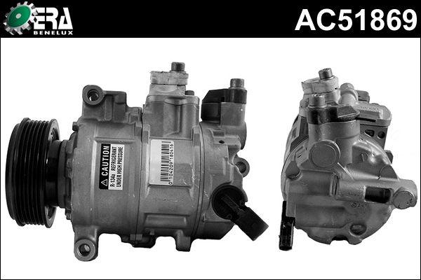 Compresseur, climatisation - ERA Benelux - AC51869