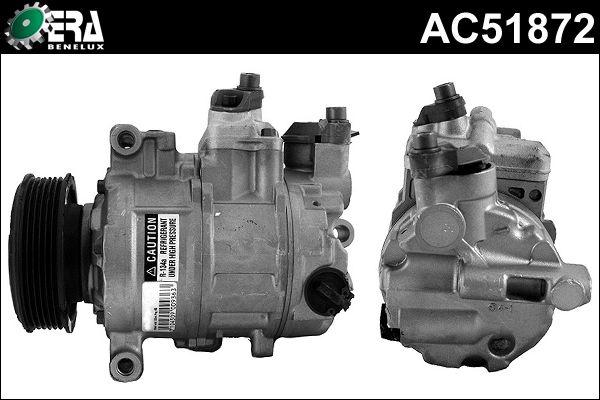 Compresseur, climatisation - ERA Benelux - AC51872