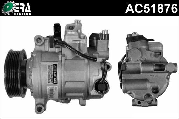 Compresseur, climatisation - ERA Benelux - AC51876