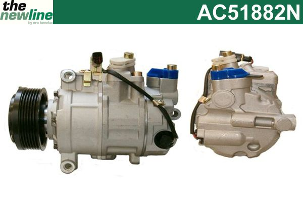 Compresseur, climatisation - ERA Benelux - AC51882N