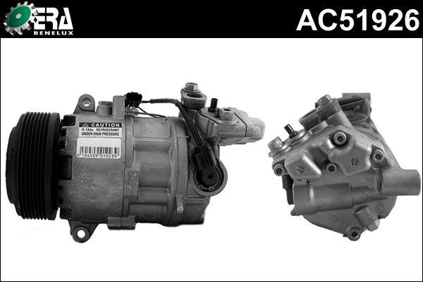 Compresseur, climatisation - ERA Benelux - AC51926