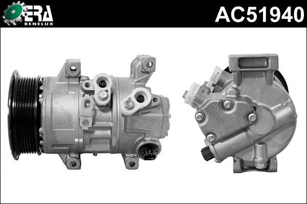 Compresseur, climatisation - ERA Benelux - AC51940