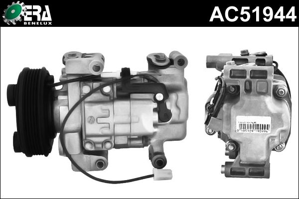 Compresseur, climatisation - ERA Benelux - AC51944