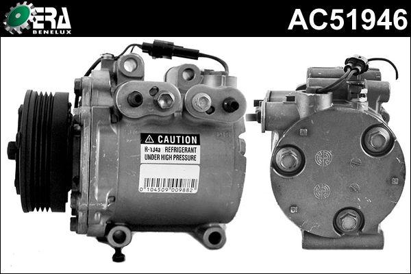 Compresseur, climatisation - ERA Benelux - AC51946