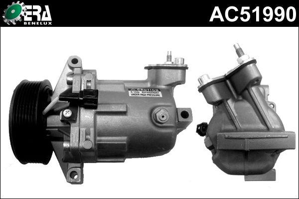 Compresseur, climatisation - ERA Benelux - AC51990