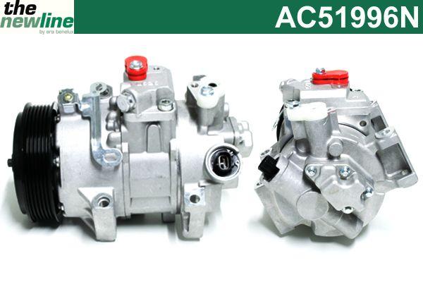 Compresseur, climatisation - ERA Benelux - AC51996N