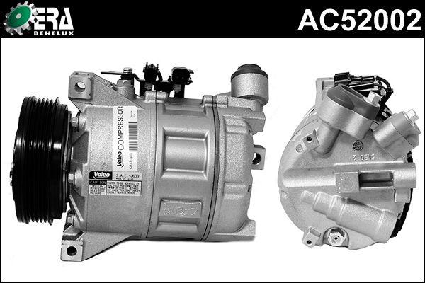 Compresseur, climatisation - ERA Benelux - AC52002