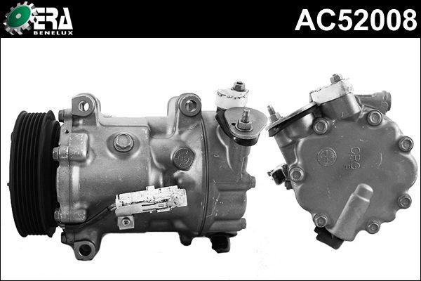 Compresseur, climatisation - ERA Benelux - AC52008
