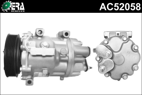 Compresseur, climatisation - ERA Benelux - AC52058