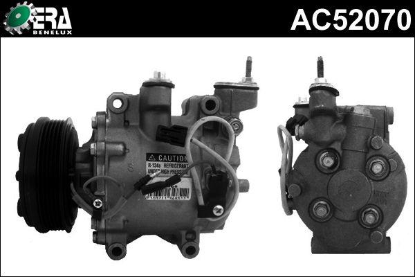 Compresseur, climatisation - ERA Benelux - AC52070