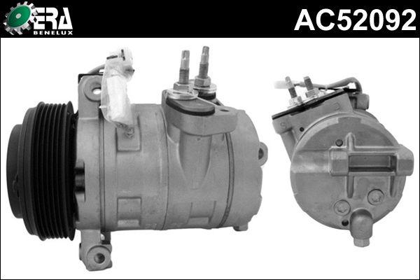 Compresseur, climatisation - ERA Benelux - AC52092
