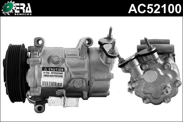 Compresseur, climatisation - ERA Benelux - AC52100