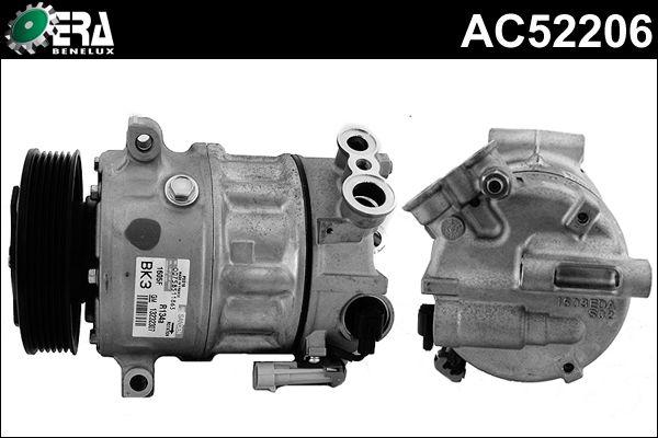 Compresseur, climatisation - ERA Benelux - AC52206