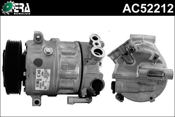 Compresseur, climatisation - ERA Benelux - AC52212