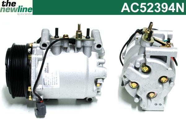 Compresseur, climatisation - ERA Benelux - AC52394N