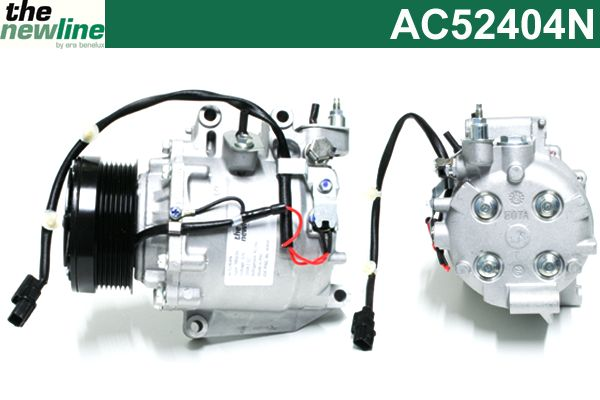Compresseur, climatisation - ERA Benelux - AC52404N