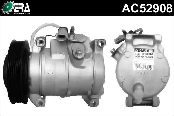 Compresseur, climatisation - ERA Benelux - AC52908
