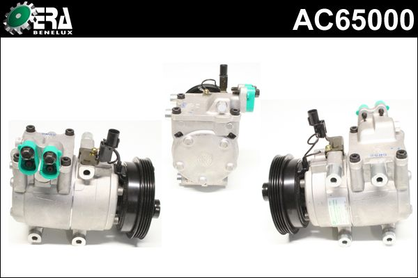 Compresseur, climatisation - ERA Benelux - AC65000