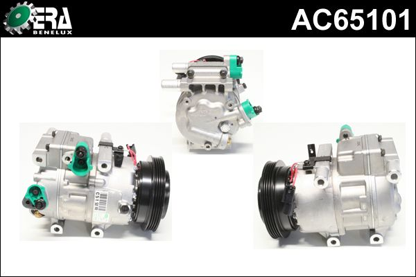 Compresseur, climatisation - ERA Benelux - AC65101
