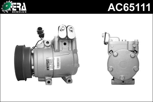Compresseur, climatisation - ERA Benelux - AC65111