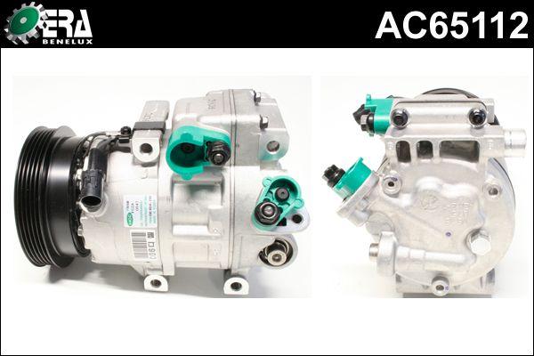 Compresseur, climatisation - ERA-amApiece - 22-AC65112