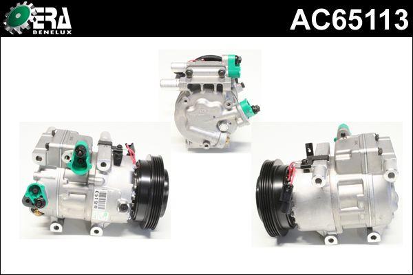 Compresseur, climatisation - ERA Benelux - AC65113