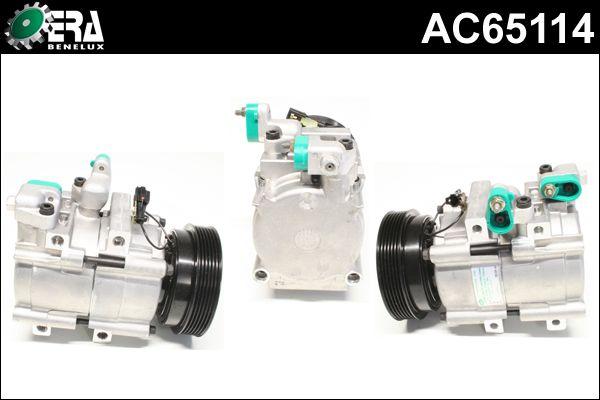 Compresseur, climatisation - ERA Benelux - AC65114