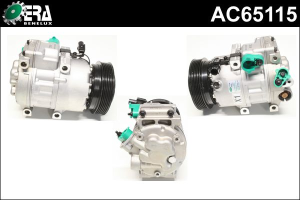 Compresseur, climatisation - ERA Benelux - AC65115