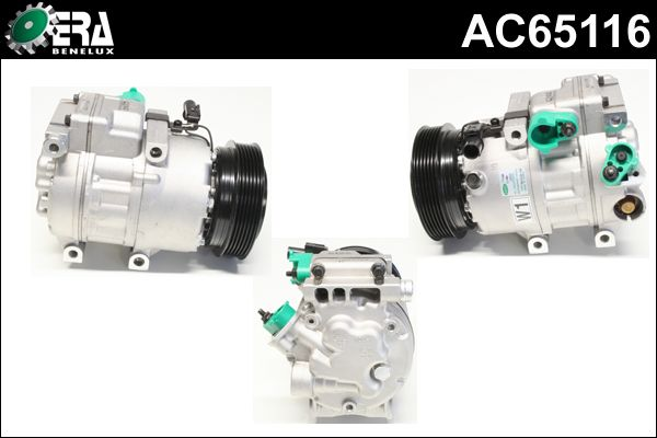Compresseur, climatisation - ERA Benelux - AC65116
