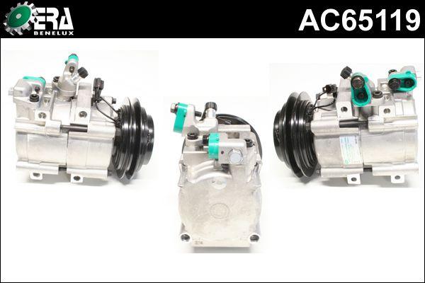 Compresseur, climatisation - ERA Benelux - AC65119