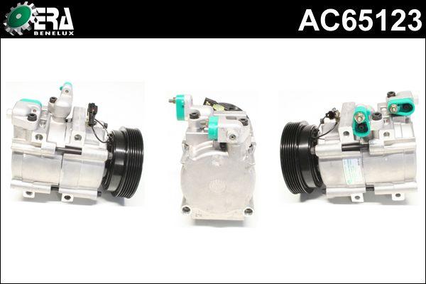 Compresseur, climatisation - ERA Benelux - AC65123
