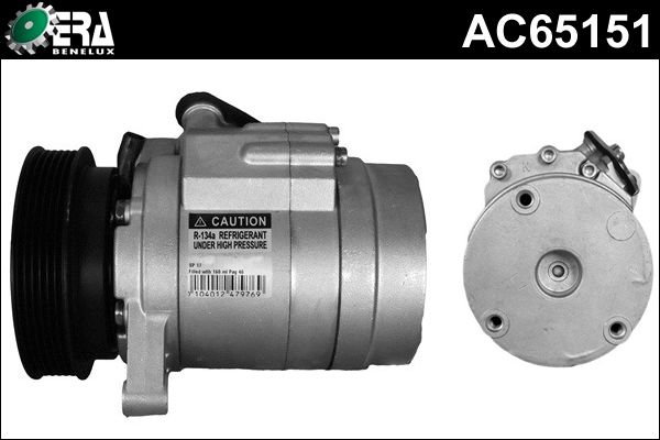 Compresseur, climatisation - ERA-amApiece - 22-AC65151