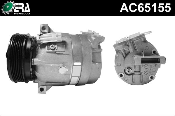 Compresseur, climatisation - ERA Benelux - AC65155