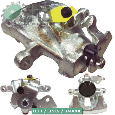 Étrier de frein - ERA Benelux - BC52350