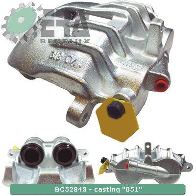 Étrier de frein - ERA Benelux - BC52843