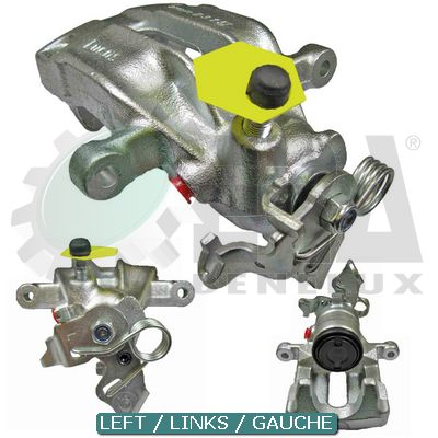 Étrier de frein - ERA-amApiece - 22-BC53662