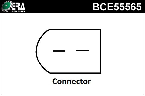 Étrier de frein - ERA Benelux - BCE55565