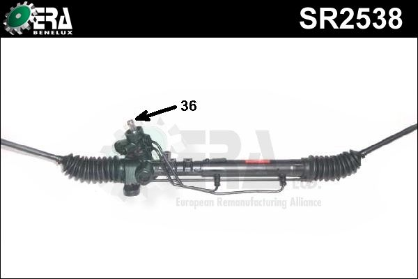 Boitier de direction - ERA Benelux - SR2538
