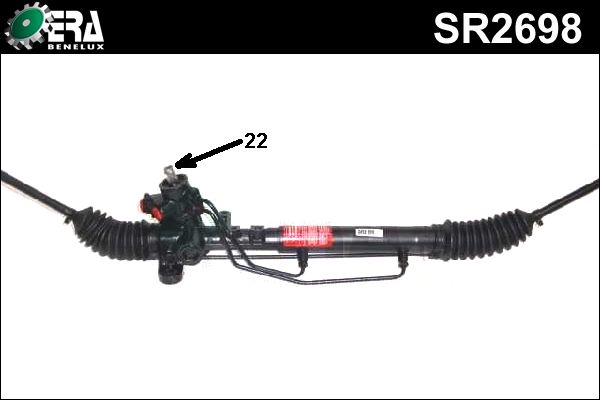 Boitier de direction - ERA-amApiece - 22-SR2698