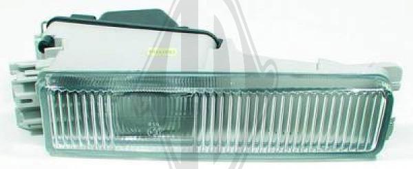 Projecteur antibrouillard - Diederichs Germany - 1015088