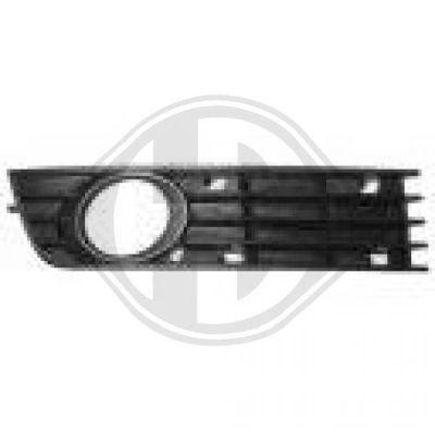 Grille de ventilation, pare-chocs - Diederichs Germany - 1017046